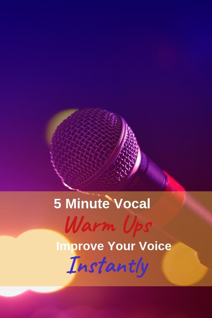 Vocal Warm Up Techniques